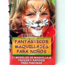 Maquillajes Fantásticos para niños