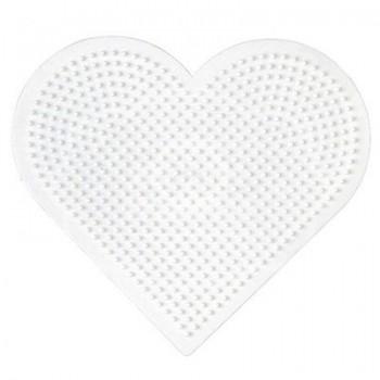 Placa base / Pegboard MIDI Corazón grande