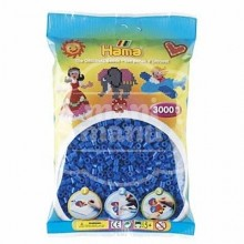 HAMA MIDI 09 Azul Claro 3000 piezas