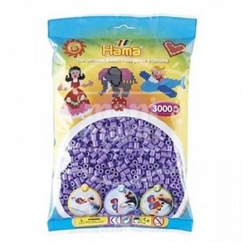 HAMA MIDI 45 Violeta Pastel 3000 piezas