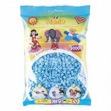 HAMA MIDI 46 Azul Pastel 3000 piezas