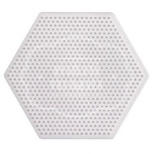 Placa base / Pegboard MINI Hexagonal