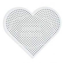 Placa base / Pegboard MINI Corazón