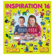 Revista HamaBeads inspiración 16