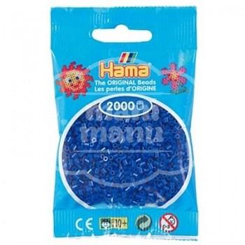 HAMA MINI Azul 2000 piezas