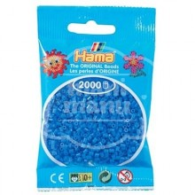 HAMA MINI Azul Claro 2000 piezas