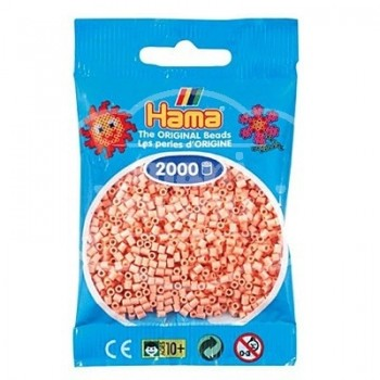 HAMA MINI 26 Color Carne 2000 piezas