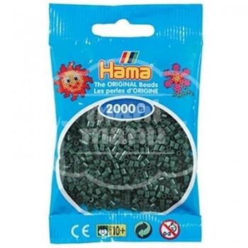 HAMA MINI 28 Verde Oliva 2000 piezas