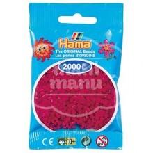 HAMA MINI 29 Rojo Granate 2000 piezas