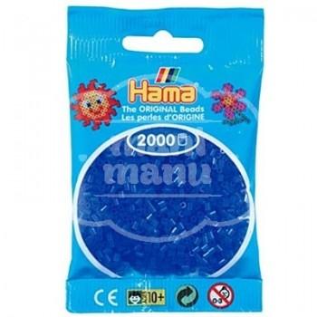 HAMA MINI 36 Azul Neón 2000 piezas