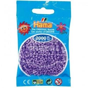 HAMA MINI 45 Violeta pastel 2000 piezas