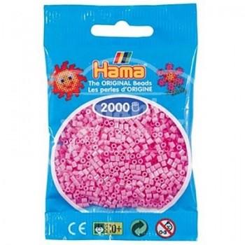 HAMA MINI 48 Rosa pastel 2000 piezas