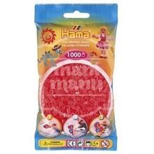 HAMA MIDI 35 Rojo Neón 1000 piezas