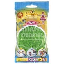 HAMA MIDI 37 Verde Neón 1000 piezas