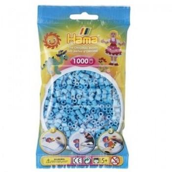 HAMA MIDI 49 Azul Celeste 1000 piezas
