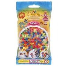HAMA MIDI Mix 51 (6 colores NEON) 1000 piezas