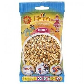 HAMA MIDI 61 Oro  1000 piezas