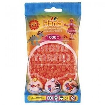 HAMA MIDI 40 Naranja Fluorescente 1000 piezas