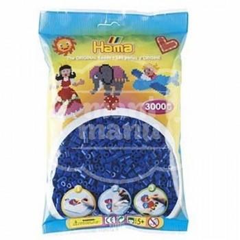 HAMA MIDI 08 Azul 3000 piezas