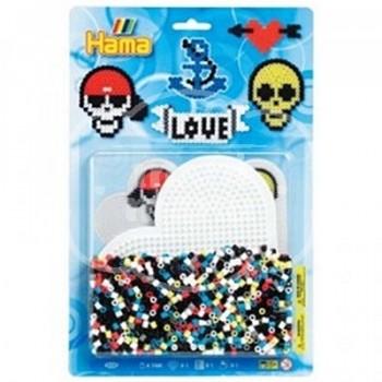 Blister 1100 beads Piratas
