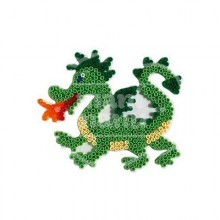 Placa base / Pegboard Dragón para HAMA MIDI