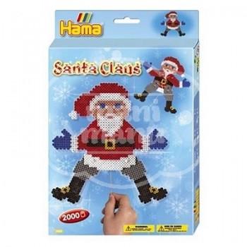 "Caja regalo 2000 beads midi ""Santa Claus"""