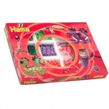 """Caja regalo 2400 beads midi """"Actividades Dragón y Press System"""""""