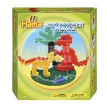 """My Pocket Hama Midi """"Dinosaurios"""""""