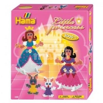 "Caja regalo 3000 beads midi ""Pequeña Princesa"""