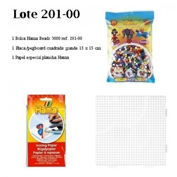 Hama beads lote ahorro 201-00