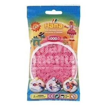 HAMA MIDI 72 Rosa Translúcido 1000 piezas