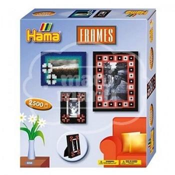 """Caja regalo 2500 beads midi """"Marcos para fotografías"""""""