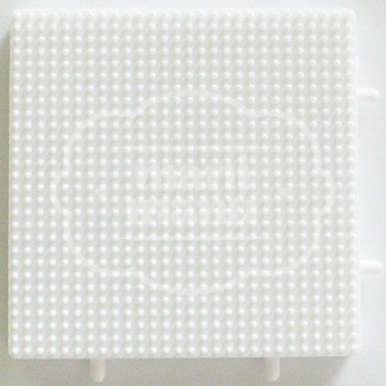 Placa base / Pegboard MINI Cuadrada Pequeña