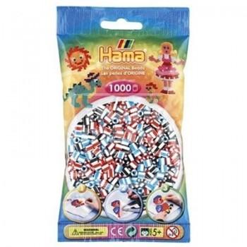 HAMA MIDI BICOLOR Mix 91 (3 colores) 1000 piezas