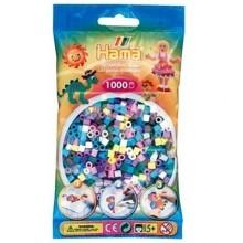 HAMA MIDI Mix 69 (11 colores) 1000 piezas