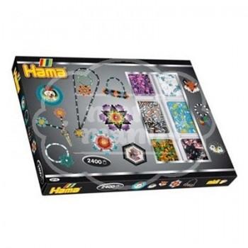 "Caja regalo 2400 beads midi ""Actividades Bicolor"""