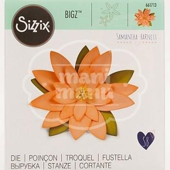 Troquel BIGZ Moroccan flower by Samantha Barnett