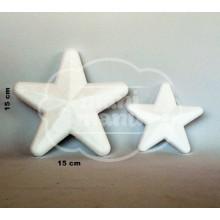 Estrella de porex 15 cm