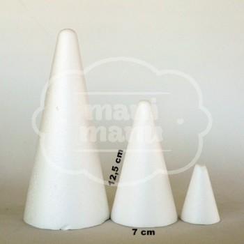 Cono de porex 12,5 x 7 cm