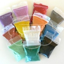 Arenas de Colores bolsa de 20 gr